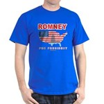 Romney for President Dark T-Shirt