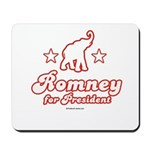 Romney for President Mousepad