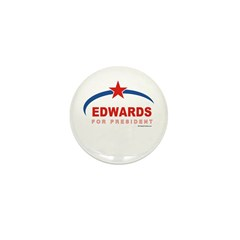 Edwards for President Mini Button (10 pack)
