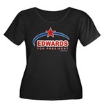 Edwards for President Women's Plus Size Scoop Neck