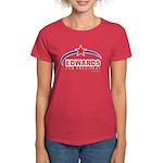 Edwards for President Women's Dark T-Shirt