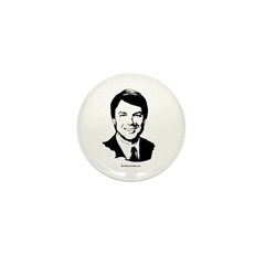 John Edwards Face Mini Button (10 pack)