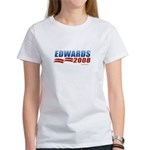 John Edwards 2008 Women's T-Shirt