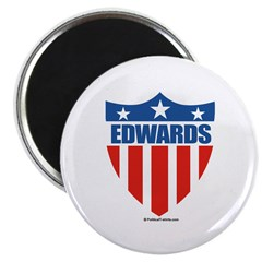 "John Edwards 2.25"" Magnet (10 pack)"