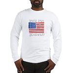 Vote for John Edwards Long Sleeve T-Shirt