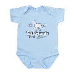 Edwards for Presiden Infant Bodysuit