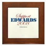 Support Edwards Framed Tile