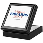 Support Edwards Keepsake Box