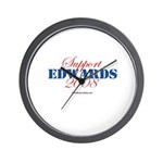 Support Edwards Wall Clock