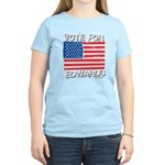 Vote for Edwards Women's Light T-Shirt