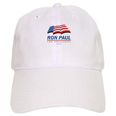 Ron Paul for President Cap