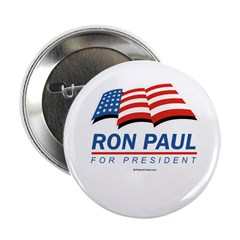 "Ron Paul for President 2.25"" Button (100 pack)"