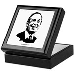 Michael Bloomberg Face Keepsake Box