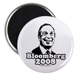 Bloomberg 2008 Magnet