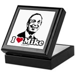 I Love Michael Bloomberg Keepsake Box