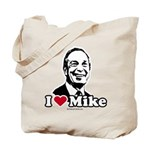 I Love Michael Bloomberg Tote Bag