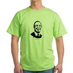 Mike Bloomberg Face Green T-Shirt