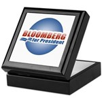 Bloomberg for President Keepsake Box