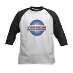 Bloomberg for President Kids Baseball Jersey