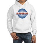 Bloomberg for President Hooded Sweatshirt