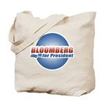 Bloomberg for President Tote Bag