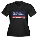 Michael Bloomberg for President Women's Plus Size