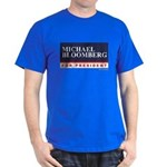 Michael Bloomberg for President Dark T-Shirt