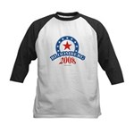 Bloomberg 2008 Kids Baseball Jersey