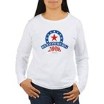 Bloomberg 2008 Women's Long Sleeve T-Shirt
