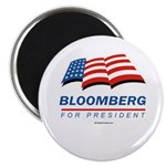 Bloomberg for President Magnet