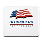 Bloomberg for President Mousepad