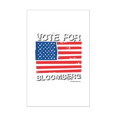 Vote for Bloomberg Posters