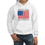 Vote for Bloomberg Hooded Sweatshirt