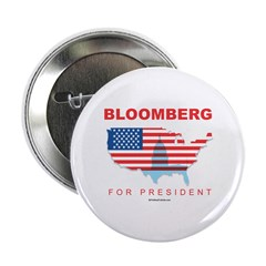 """Bloomberg for President 2.25"""" Button (10 pack)"""