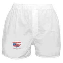 Bloomberg for President Boxer Shorts