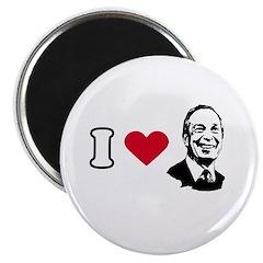 """I Love Bloomberg 2.25"""" Magnet (10 pack)"""