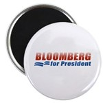 Bloomberg for President Magnet