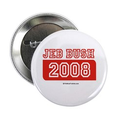 "Jeb Bush 2008 2.25"" Button (10 pack)"