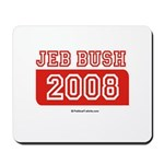 Jeb Bush 2008 Mousepad