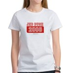 Jeb Bush 2008 Women's T-Shirt