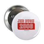 Jeb Bush 2008 Button