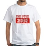 Jeb Bush 2008 White T-Shirt