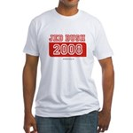 Jeb Bush 2008 Fitted T-Shirt