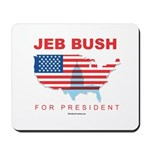 Jeb Bush for President Mousepad