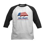 Jeb Bush for President Kids Baseball Jersey