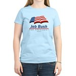 Jeb Bush for President Women's Light T-Shirt