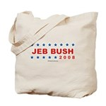 Jeb Bush 2008 Tote Bag