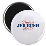 Support Jeb Bush Magnet
