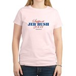 Support Jeb Bush Women's Light T-Shirt