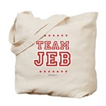 Team Jeb Tote Bag